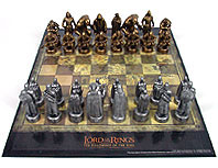 LOTR CHess Set