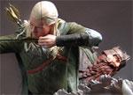 Legolas and Gimli on Arod