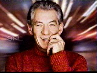 Ian McKellen no Saturday Night Live