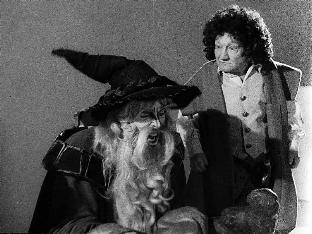 Gandalf/Bilbo
