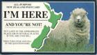 Leo Postcard Front