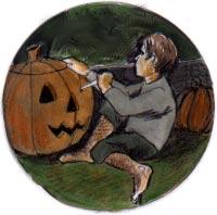 halloween contest!