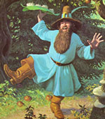 Tom Bombadil is being left out