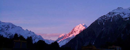 Mt. Cook