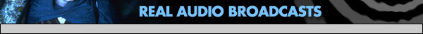 Real Audio Updates