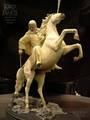 Sideshow/Weta's Gandalf on Shadowfax Statue!