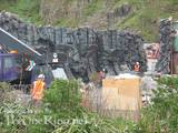 Skull Island Nears Completion