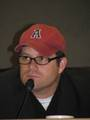 Astin at Dallas Comic Con 2005