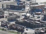 New York Set Demolished