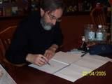 John Howe Book Signing: Kitchener, Ontario
