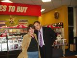 JRD At Blockbuster Video Signing in LA