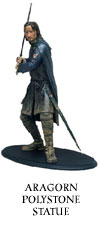 Aragorn Statue