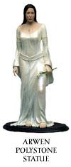 Arwen Statue