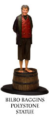 Bilbo Statue