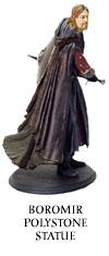 Boromir Statue
