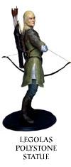 Legolas Statue