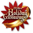 Enter the TORn Holiday Giveaway!