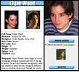 Elijah Wood Cast Page