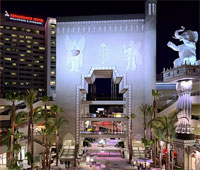 Hollywood and Highland
