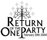 The Return of the One Party