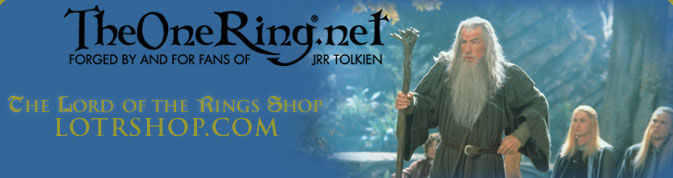 The Lord of the Rings Sweepstakes