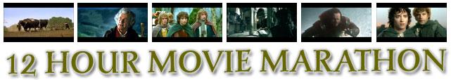 12 Hour Movie Marathon Contest
